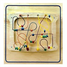 Sculpture Maze Wall Panel Toy