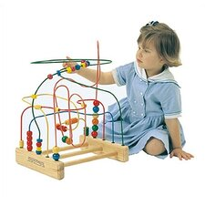 <strong>Anatex</strong> The Original Rollercoaster Bead Maze Activity Table