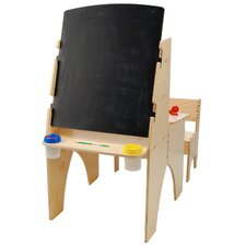 <strong>Anatex</strong> Easel Desk Combo with Bench