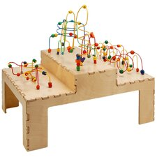 <strong>Anatex</strong> Step Up Roller Coaster Table