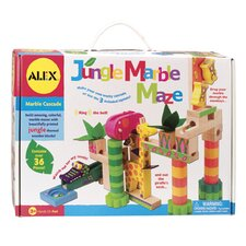 <strong>ALEX Toys</strong> Jungle Marble Maze