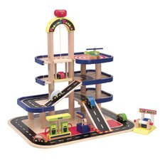 <strong>ALEX Toys</strong> Parking Garage Play Set