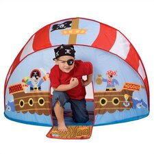 <strong>ALEX Toys</strong> Let's Pretend Pirate Pop-Up Tent Play Set