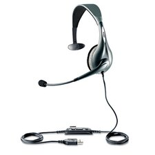 <strong>Jabra</strong> Uc Voice 150 Monaural Over The Head Corded Headset