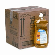 Joy Dishwashing Liquid, 38oz Bottle, 8/carton