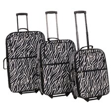 Safari 3 Piece Luggage Set