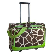 Animal Print Underseater Boarding Tote