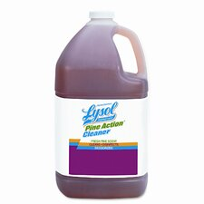 Disinfectant Pine Action Cleaner, 1gal Bottle (Set of 4)