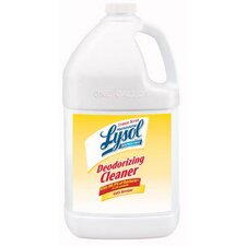 Disinfectant Deodorizing Lemon Scent Cleaner (Set of 4)