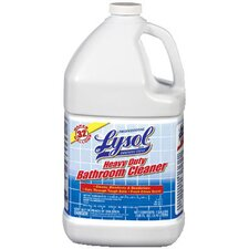 Disinfectant Heavy-Duty Bathroom Fresh Lime Scent Liquid Cleaner