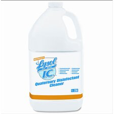 Quaternary Disinfectant Cleaner, 4 1 gal Bottles/Carton