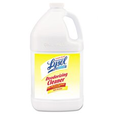 Lysol Brand Disinfectant Deodorizing Cleaner