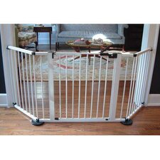 <strong>Cardinal Gates</strong> VersaGate Custom Safety Pet Gate