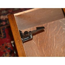 Safety Drawer and Cabinet Latch in Black (50 pieces)