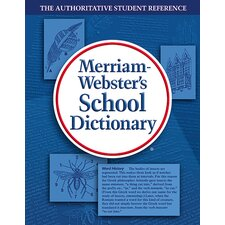 Merriam Websters School Dictionary
