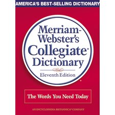 Merriam Websters Collegiate