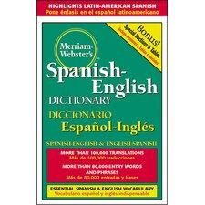 Merriam Websters Spanish English