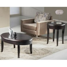 <strong>Furnitech</strong> Transitional Coffee Table Set