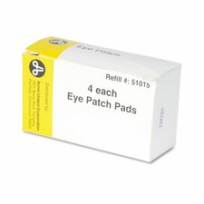 Emergency First Aid Eye Patch (Set of 4)