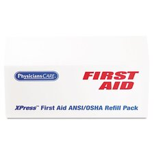 Xpress First Aid Refill Kit