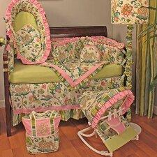 Cirque Pink Crib Bedding Collection