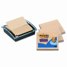 Pop-Up Super Sticky Note Dispenser/Value Pack