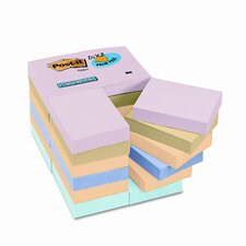 <strong>Post-it®</strong> Value Pack Pastel Note Pad, 24 Pack