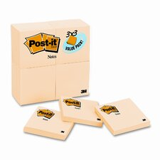 <strong>Post-it®</strong> Original Note Pad, 24 90-Sheet Pads/Pack