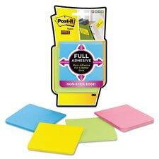 Super Sticky Full Adhesive Note Pad (Set of 4)