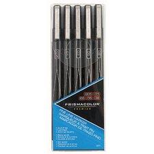 Premier Fine Line Marker (5 Pack)