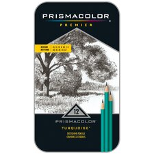Premier Turquoise Drawing Pencil (Set of 12)