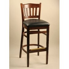 "<strong>Alston</strong> Classico 30"" Bar Stool with Cushion"