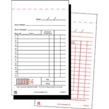 Sales Receipt Book