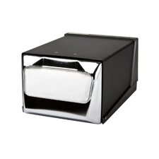 Countertop Napkin Dispenser in Black