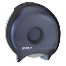 <strong>San Jamar</strong> Single Jumbo Toilet Tissue Dispenser in Black Pearl