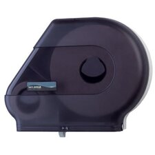 <strong>San Jamar</strong> Quantum Roll Dispenser with Stub Roll Area in Black Pearl