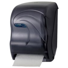 Electronic Touchless Roll Towel Dispenser in Black Pearl