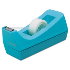 <strong>Scotch®</strong> Weighted Non-Skid Desktop Tape Dispenser