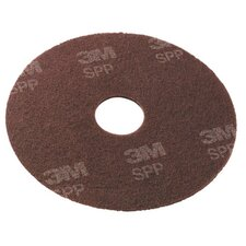 "20"" Surface Prep Pad in Brown"