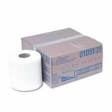 SCOTT Center-Pull Paper Roll Towels, 8 x 15, WE, 500/roll, 4/ctn