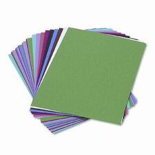 Construction Paper,  58 Lbs.,9 X 12, 50 Sheets