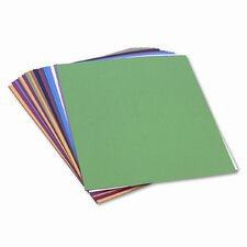 Construction Paper 58 Lbs., 24 X 36, 50 Sheets