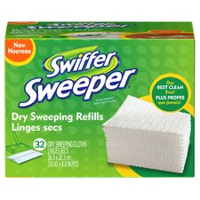 Sweeper Dry Sweeping Refill (Set of 6)