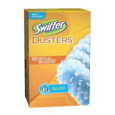 Refill Duster in White