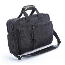 Multi-Pocket Top Load Briefcase