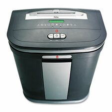 16 Sheet Duty Cross-Cut Shredder