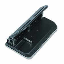 "<strong>Swingline</strong> Easy Touch Three- To Seven-Hole Punch, 9/32"" Holes"