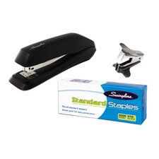 <strong>Swingline</strong> Economy Stapler Pack with Staples and Remover