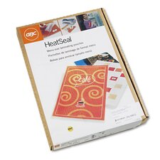 GBC Fusion EZUse Premium Menu Laminating Pouches (Pack of 100)