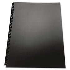 GBC Recycled Poly Binding Covers (Pack of 25)